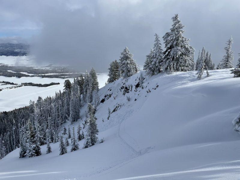 Tuesday January 5th Tamarack Falls Avalanche